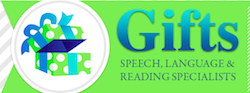 Gifts Speech, Language and Reading Specialists