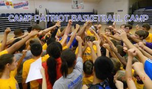 Basketball Camp Patriot