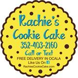 Rachie's Cookie Cake