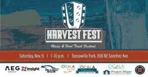 11/09 Harvest Fest at Tuscawilla Park