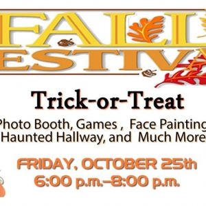 10/25 Fall Festival at Hawthorne Village