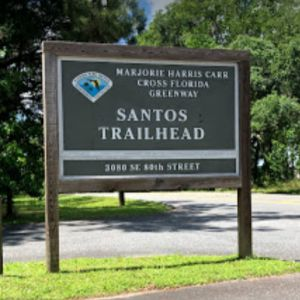 Santos Trailhead and Campground