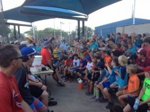 Baseball Camp at College of Central Florida