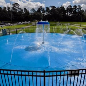 Marion Oaks Community Center Splash Pad